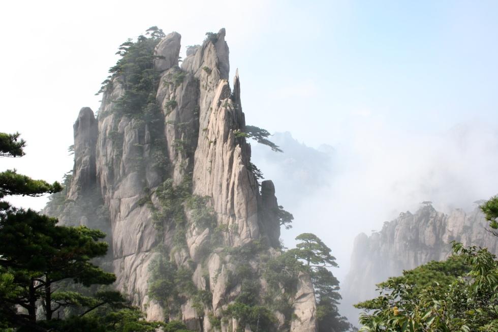Huang Chang - Fantasy - Gebirge